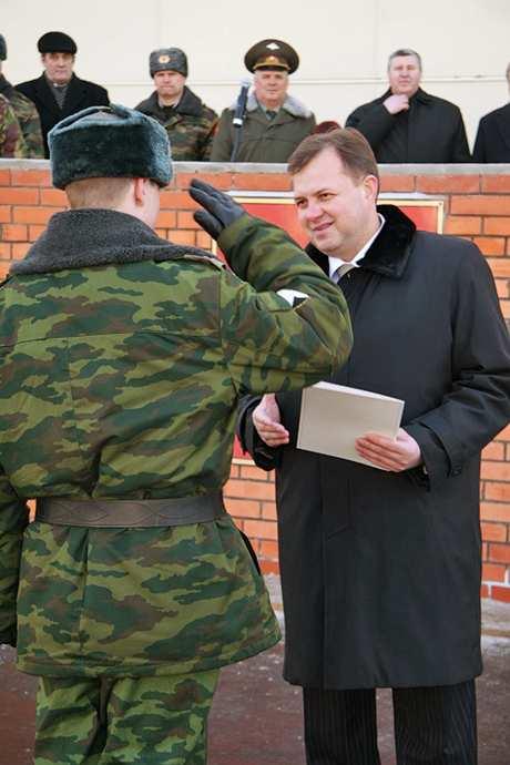 Виктор Николаевич, Архангельск