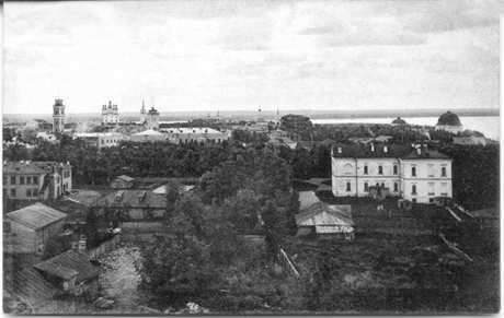 Из истории Архангельска.