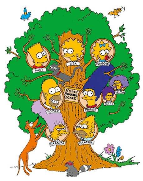 Создать генеалогическое дерево
