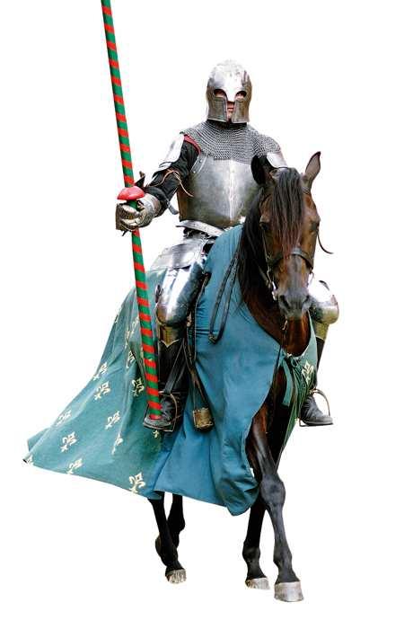 Путь рыцаря: от слуги до воина
