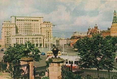 Былая «Москва»