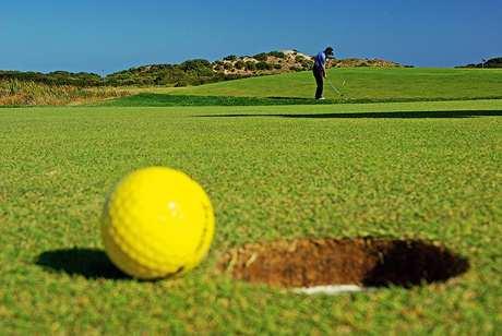 Правила игры в гольф