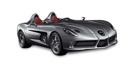 Mercedes—Benz SLR McLaren Stirling Moss SLR Club