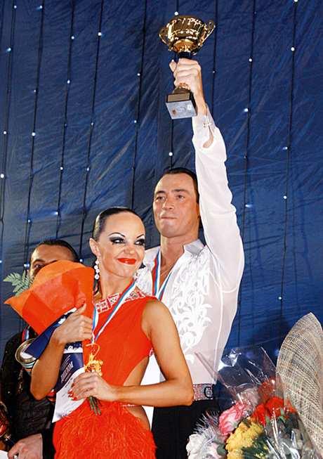 «Зимняя звезда» открыла танцевальный сезон