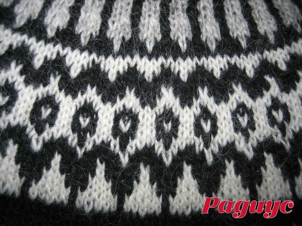 Исландские свитера – легко