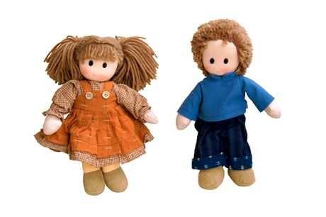 разных кукол и куколок можно купить, однако, сделать куклу своими руками.