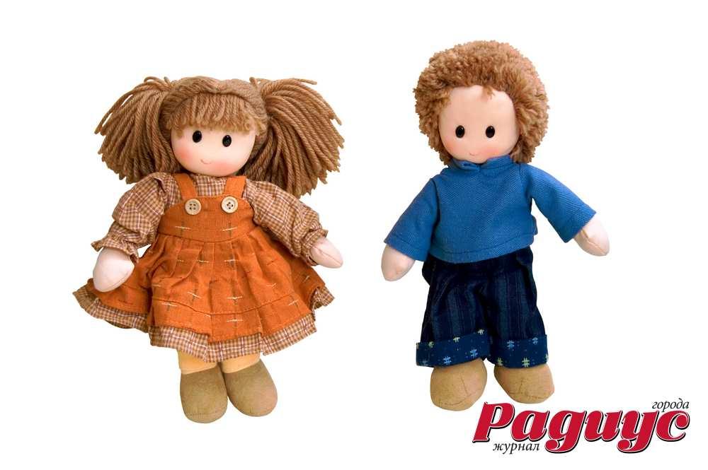 Изготовление каркасной куклы своими руками. Мастер 94