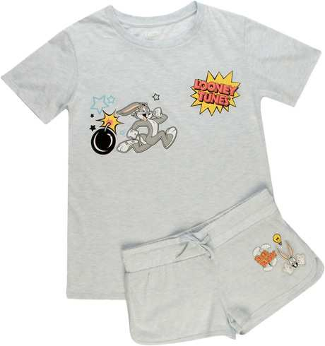 Цветные сны с новой коллекцией одежды для сна ТВОЕ+Looney Tunes