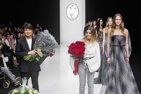 Неделя моды в Москве: мода будущего уже сегодня