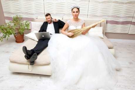 Ева и Николай