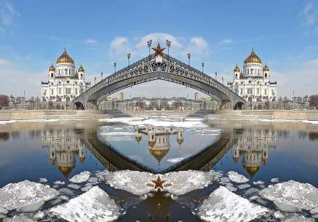 Россия глазами француженки