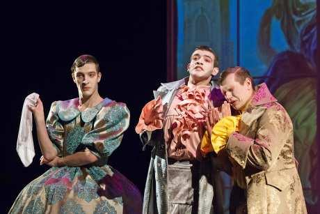 «Ромео и Джульетта #алхимиялюбви»