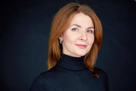 Любовь Курьянова – журналистка из будущего