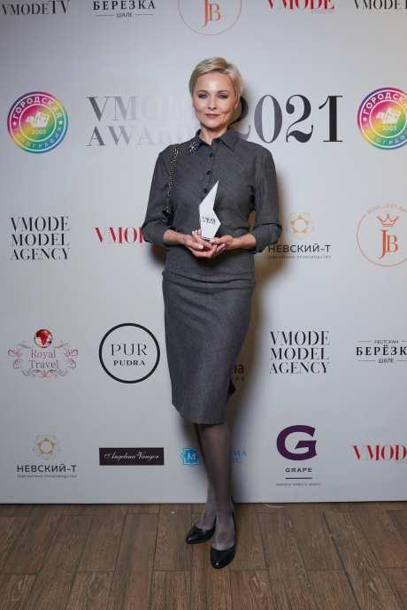 Ежегодная церемония вручения премии VMODE Awards 2021!