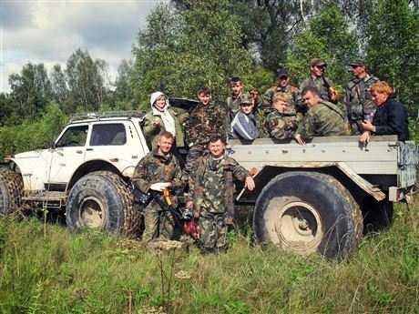Группа «Каскад»