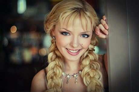 Актриса Марина Орлова