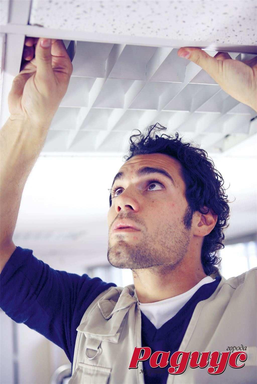 Рельефный потолок своими руками