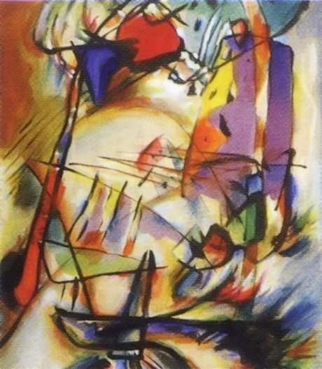 Василий Васильевич Кандинский — основатель абстракционизма
